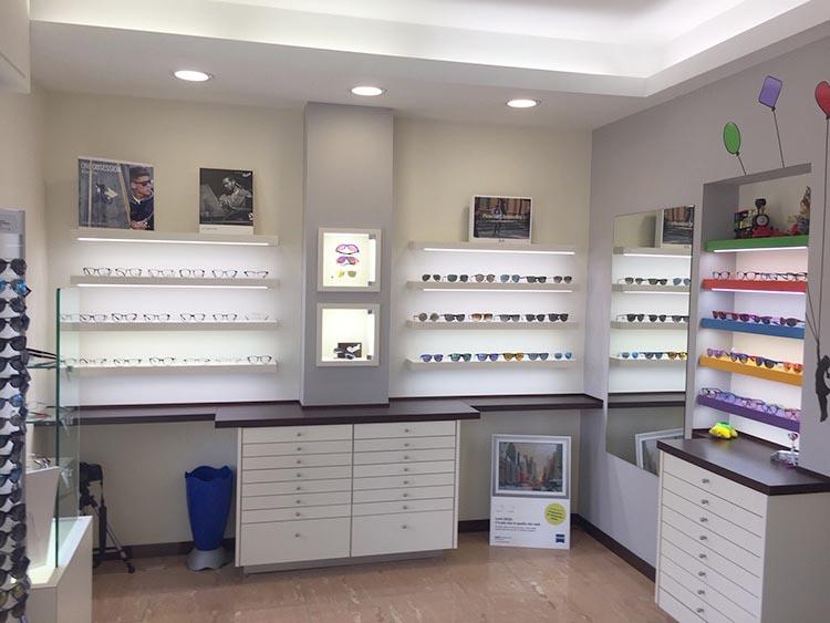 Visual Ottica Varese - negozio